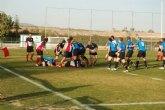 El Club de Rugby Totana vence al Yecla Club Rugby por 48 a 12
