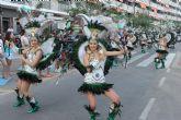 33 comparsas participarán en el desfile general de carnaval y 7 en el desfile infantil