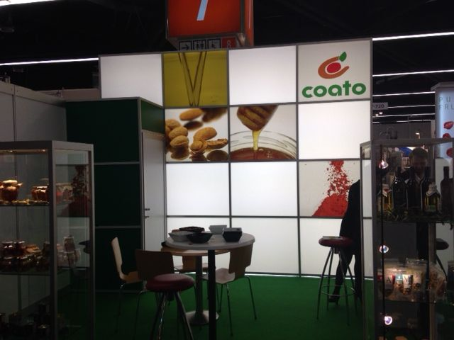 Exhibition COATO products in the world's largest trade fair of organic products, Foto 4