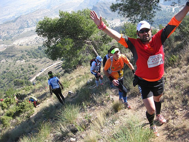 Athletes Athletics Club participated in Totana Ascent Portazgo V - 1