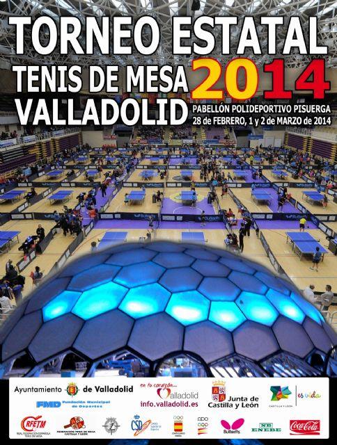 Torneo Estatal 2014. Pabellón Pisuerga de Valladolid, Foto 5