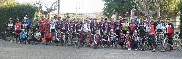 Salida de Marzo de la Asocición Deportiva Peña Las Nueve y participación en Crevillente, Foto 1
