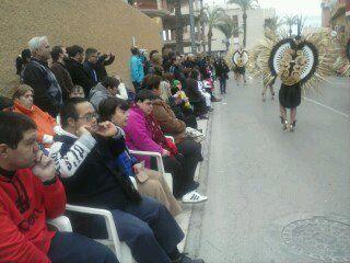 PADISITO asiste al desfile de carnaval de Totana 2014, Foto 2