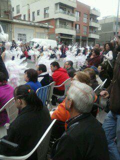 PADISITO asiste al desfile de carnaval de Totana 2014, Foto 4