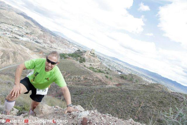 Atletas del Club de Atletismo Totana participaron en la III Peñarrubia Trail Lorca y en la XXI Media Maratón de Cartagena, Foto 1