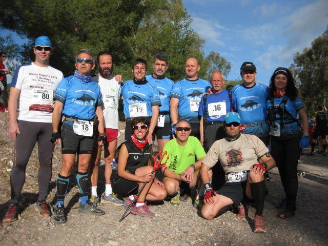 Atletas del Club de Atletismo Totana participaron en la III Peñarrubia Trail Lorca y en la XXI Media Maratón de Cartagena, Foto 2