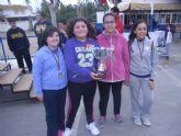 El Colegio Reina Sofia consigue el primer puesto en la final regional de petanca de Deporte Escolar celebrada en Mazarrón - 1