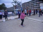El Colegio Reina Sofia consigue el primer puesto en la final regional de petanca de Deporte Escolar celebrada en Mazarrón - 7