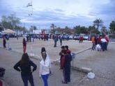 El Colegio Reina Sofia consigue el primer puesto en la final regional de petanca de Deporte Escolar celebrada en Mazarrón - 9