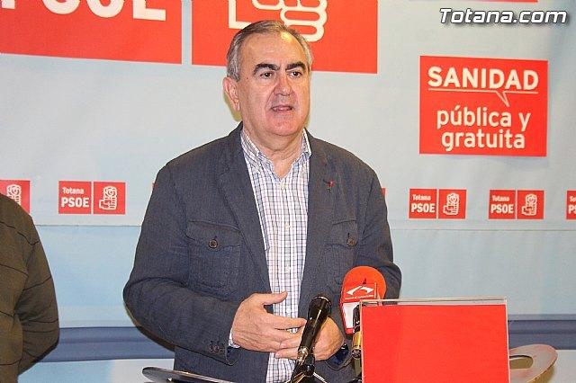 Tovar: Los socialistas vamos a defender desde el gobierno la integridad del Trasvase Tajo-Segura, Foto 1