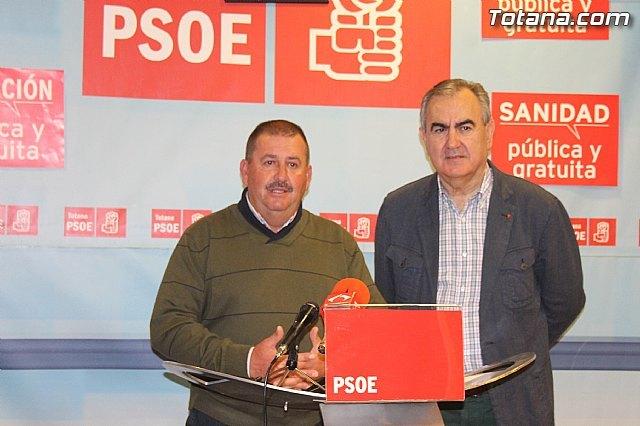 Tovar: Los socialistas vamos a defender desde el gobierno la integridad del Trasvase Tajo-Segura, Foto 2