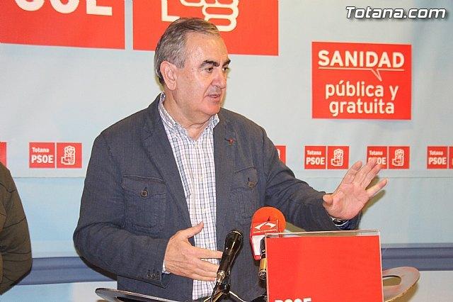 Tovar: Los socialistas vamos a defender desde el gobierno la integridad del Trasvase Tajo-Segura, Foto 3