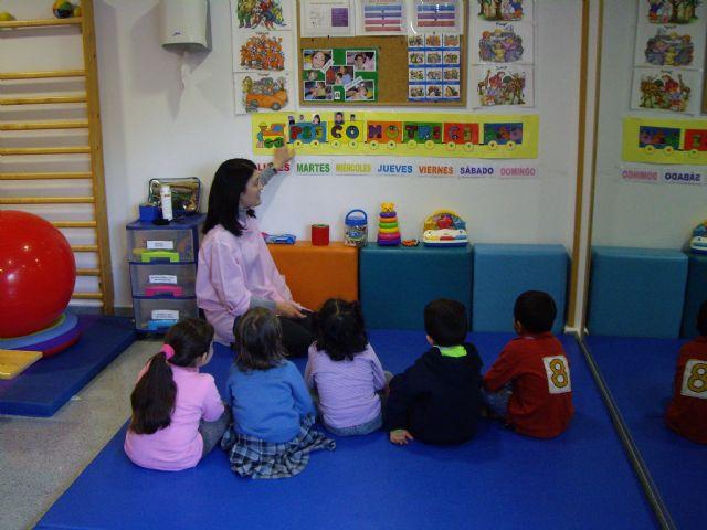 El Centro de Desarrollo Infantil y Atención Temprana de Totana atendió a un total de 141 niños de entre 0 a 6 años, Foto 2