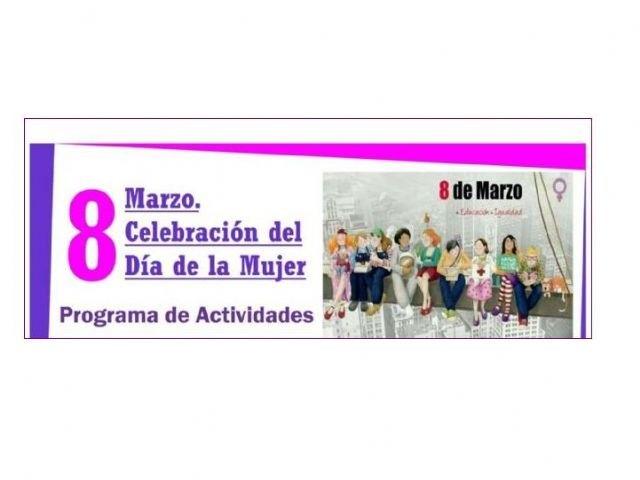 Los actos organizados con motivo de la celebración del Día Internacional de la Mujer Trabajadora en Totana tendrán lugar del 6 al 12 de marzo, Foto 1