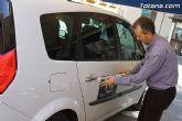 Los taxis de Totana promocionarán en toda la Región de Murcia la marca Totana Origen. Calidad Agrícola y Ganadera - 4