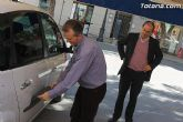 Los taxis de Totana promocionarán en toda la Región de Murcia la marca Totana Origen. Calidad Agrícola y Ganadera - 6