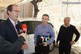 Los taxis de Totana promocionarán en toda la Región de Murcia la marca Totana Origen. Calidad Agrícola y Ganadera - 11