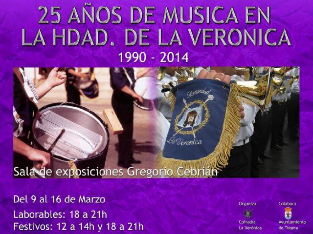 25 años de Música en la Hdad. de La Verónica, Foto 1