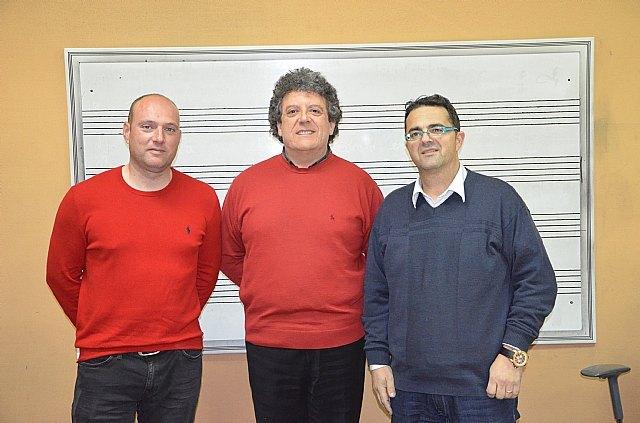 La Banda de la Agrupación Musical de Totana acompañará a la Hdad. de Santa María Magdalena en las procesiones de Semana Santa, Foto 1