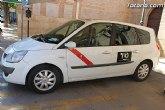 Los taxis de Totana promocionarán en toda la Región de Murcia la marca Totana Origen. Calidad Agrícola y Ganadera