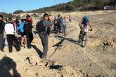 El I Open Rally BTT Región de Murcia pone en marcha el circuito BTT del Complejo Deportivo