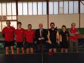 Pleno de victorias de los equipos del Club Totana TM este fin de semana