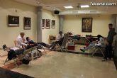 La IV campaña solidaria de donación de sangre promovida por el Ilustre Cabildo Sangre cofrade, Sangre solidaria resultó un éxito - 2