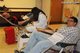 La IV campaña solidaria de donación de sangre promovida por el Ilustre Cabildo Sangre cofrade, Sangre solidaria resultó un éxito - 3