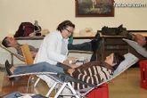 La IV campaña solidaria de donación de sangre promovida por el Ilustre Cabildo Sangre cofrade, Sangre solidaria resultó un éxito - 6
