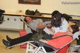 La IV campaña solidaria de donación de sangre promovida por el Ilustre Cabildo Sangre cofrade, Sangre solidaria resultó un éxito - 11