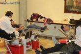 La IV campaña solidaria de donación de sangre promovida por el Ilustre Cabildo Sangre cofrade, Sangre solidaria resultó un éxito - 16