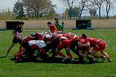 El Club de Rugby de Totana vence al UCAM Murcia B en su campo