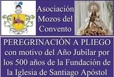 La Hdad. de Jesús en el Calvario realizará una colaboración técnica con la Asociación de Mozos del Convento de Lorca en su peregrinación Jubilar a Pliego