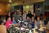 Casi 100 mujeres asisten a la cena convivencia del D�a de la Mujer