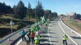 El próximo sábado saldrán autobuses desde Totana para ir a Madrid en las Marchas por la dignidad