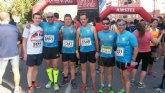 Atletas del Club de atletismo de Totana han participado durante el pasado fin de semana en diferentes pruebas