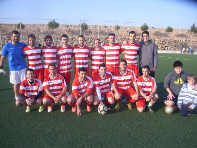 22ª jornada de la liga local de fútbol