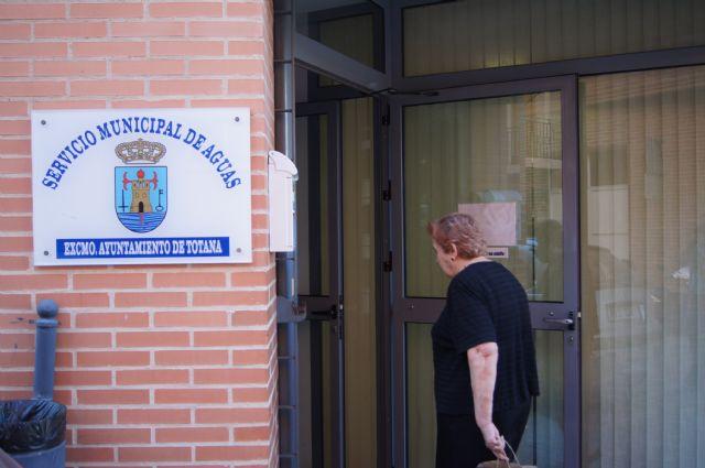 El Servicio Municipal de Aguas solicita a los ciudadanos que actualicen sus datos personales, Foto 1