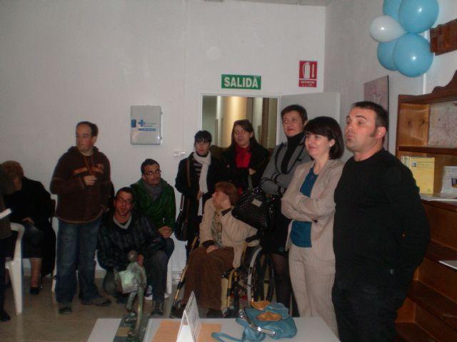 El ayuntamiento suscribe un convenio de colaboración con PADISITO para desarrollar programas de ayuda para personas con discapacidad intelectual, Foto 1
