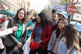 Los alumnos de 4° de la ESO del IES Prado Mayor trasladan el proyecto educativo Mi empresa joven europea al mercadillo semanal - 7