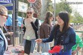 Los alumnos de 4° de la ESO del IES Prado Mayor trasladan el proyecto educativo Mi empresa joven europea al mercadillo semanal - 8