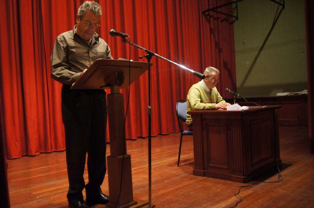 Recital de poesía en homenaje a Miguel Hernández, Foto 5