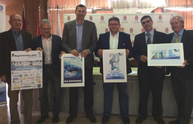 federacion vela region murcia: