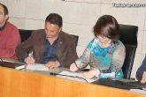 El Ayuntamiento y el Ilustre Cabildo Superior de Procesiones suscriben un convenio - 1