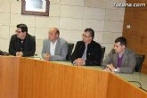 El Ayuntamiento y el Ilustre Cabildo Superior de Procesiones suscriben un convenio - 3