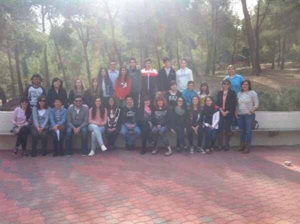 La campaña informativa de los Corresponsales Juveniles se alía con las TIC para promover relaciones igualitarias entre adolescentes, Foto 1