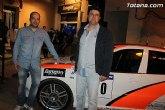 Presentaci�n coche oficial Club avispa competici�n
