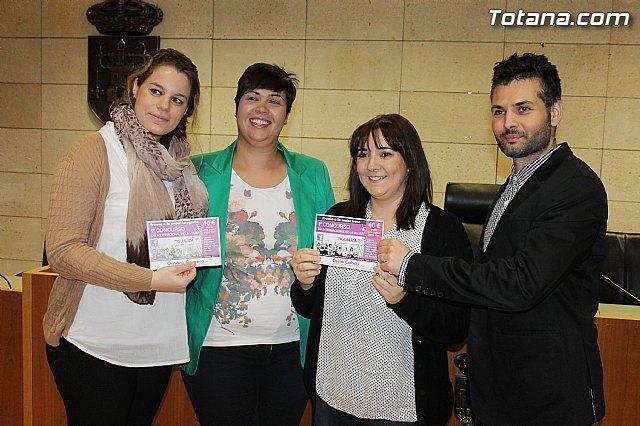 Omara Romero y Celia Cobos ganan el I concurso en Facebook Igualiza-T organizado con motivo del Día Internacional de la Mujer Trabajadora, Foto 1