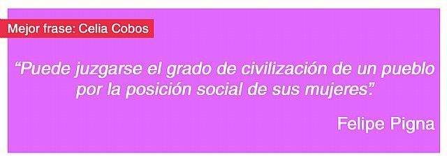 Omara Romero y Celia Cobos ganan el I concurso en Facebook Igualiza-T organizado con motivo del Día Internacional de la Mujer Trabajadora, Foto 3