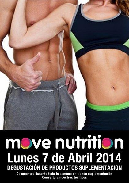 Move organiza hoy una degustación gratuita de sus productos de suplementación, Foto 2